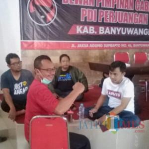 SK Pemecatan Turun, Kader PDI Perjuangan Dilarang Pilih Yusuf Widyatmoko