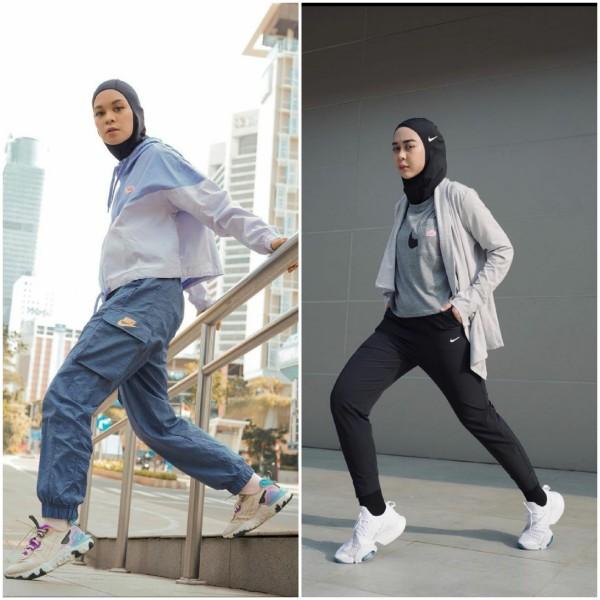 Outfit olahraga dari para hijabers. (Foto: source instagram).