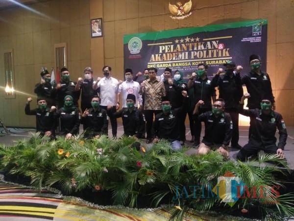 DKC Garda Bangsa Surabaya Resmi Dilantik, Siap Jadi Mesin Pemenangan MAJU