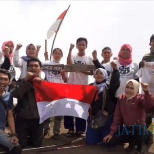 Kelompok Pendaki Difabel Linksos Berhasil Taklukkan Gunung Butak