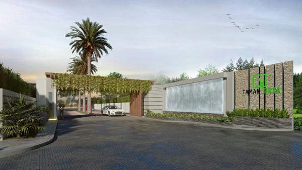 Baru! Taman Tirta Malang Hadirkan Rumah Minimalis Modern Super Keren Mulai Rp 300 Juta