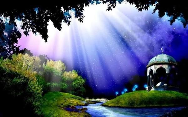 Jangan Pernah Disia-siakan, Ini Dua Pintu Dunia Menuju Surga