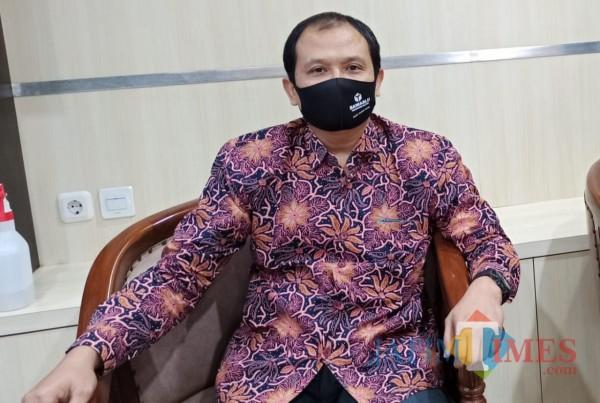 Ketua Bawaslu Kabupaten Blitar Hakam Sholahudin