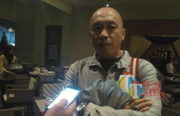 Plt Sekretaris Dinas Kepemudaan Olahraga dan Pariwisata (Disporapar) Kota Malang Eko Syah. (Dokumen MalangTIMES).