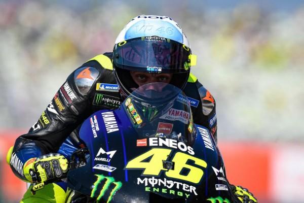 Rossi Lempar Kritikan Performa YZR-M1 di Kualifikasi MotoGP Prancis, Seperti Nunggang Kuda