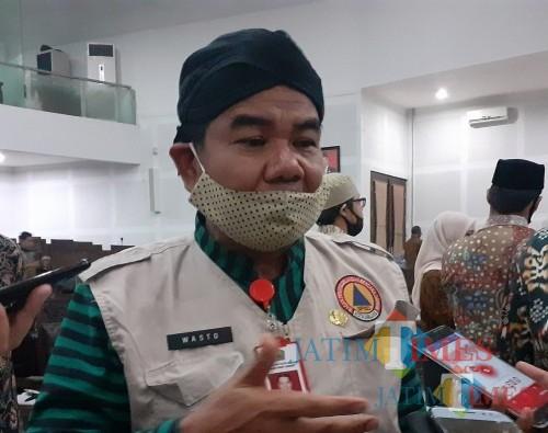 Sekretaris Daerah Kota Malan  Wasto (Dokumentasi MalangTIMES).