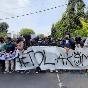 IDI Kediri Khawatir Menjadi Aksi Demonstrasi Jadi Pemicu Lonjakan Covid-19