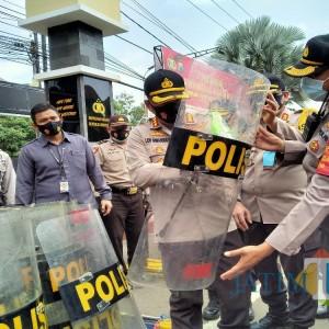 Antisipasi Demo Susulan Rusuh, 3000 Personel dan Penyekatan Disiapkan