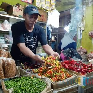 Pasokan Mulai Minim, Harga Cabai dan Bawang Merah Melonjak