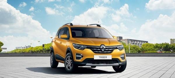 Renault Triber (Foto:  Carmudi)