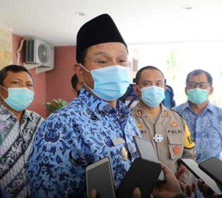 Walikota Madiun menyampaikan apresiasi kepada Mahasiswa Kota Madiun.