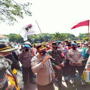 30 Ormas Gelar Aksi Damai, Kecam Aksi Anarkis Demonstrasi 8 Oktober 2020