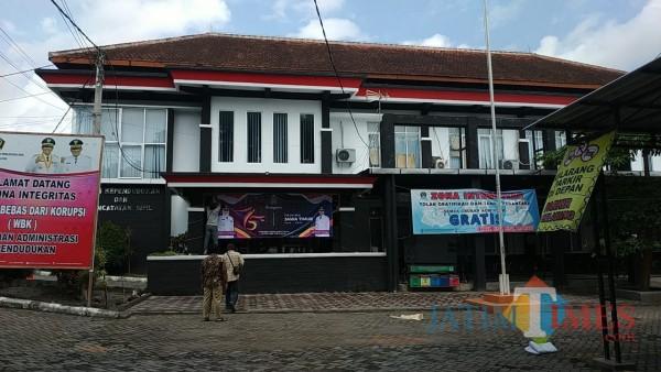 Empat Pegawai Dispendukcapil Pemkab Blitar Dilaporkan Positif Covid-19