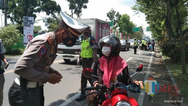 Tekan Angka Kecelakaan, Satlantas Polres Tulungagung Siap Lakukan Razia Sepekan