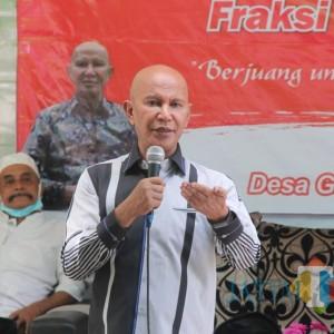 Gelar Reses, Said Abdullah Ajak Masyarakat Sumenep Semangat Gotong Royong