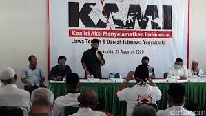 Koalisi Aksi Menyelamatkan Indonesia (KAMI). (Foto: TAJDID.ID)