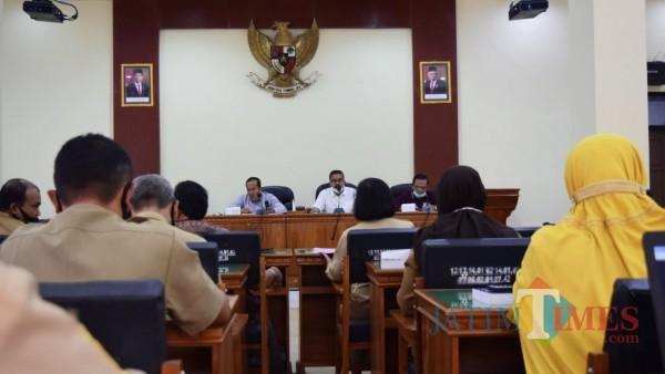 Perlu Penyesuaian, Dokumen RTRW Kembali Direvisi Pansus 1 DPRD Trenggalek