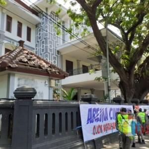 Polisi Tak Pasang Kawat Berduri, Fasilitas Gedung DPRD yang Dirusak Belum Dibenahi