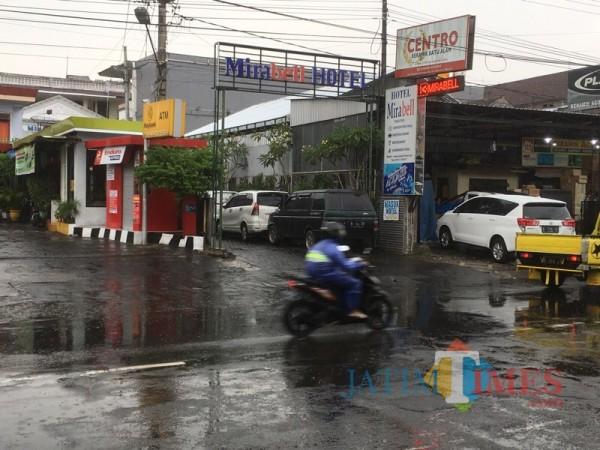 Salah satu hotel yang pajaknya dikelola Bapenda Kabupaten Malang (Foto : Dokumen MalangTIMES)