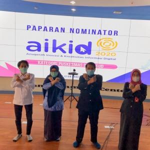 Masuk Nominasi AIKID 2020, Puskesmas Kedungkandang Unggulkan Hal Ini