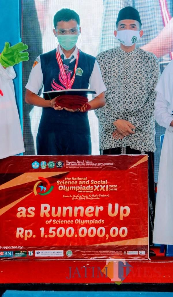 Suka Main Layangan, Siswa asal Probolinggo ini Juarai Olimpiade SSO