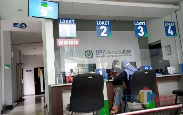 Sosok Jumadi Security BPJS Kesehatan Madiun: Piawai Sosialisasi