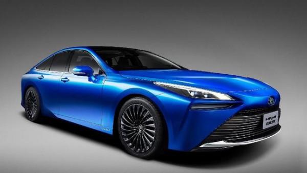 Generasi Kedua Mobil Hidrogren Toyota Mirai Meluncur Desember 2020, Ini Perubahan Barunya