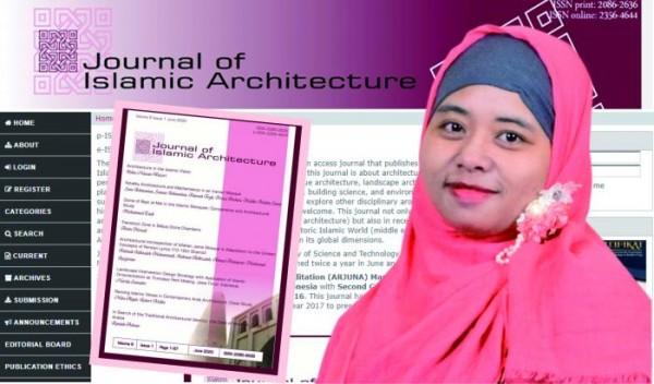 Ernaning Setiyowati, Ketua Redaksi JIA UIN Maulana Malik Ibrahim Malang. (Foto: istimewa)