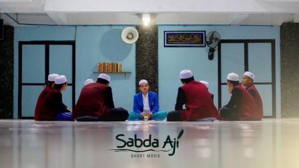 """Film Pendek """"Sabda Aji"""" Gambarkan Kehidupan Pesantren di Tengah Pandemi"""