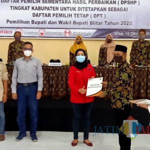 KPU Benarkan Ratusan Pemilih Usia di Atas 100 Tahun Masuk DPT Pilbup Blitar