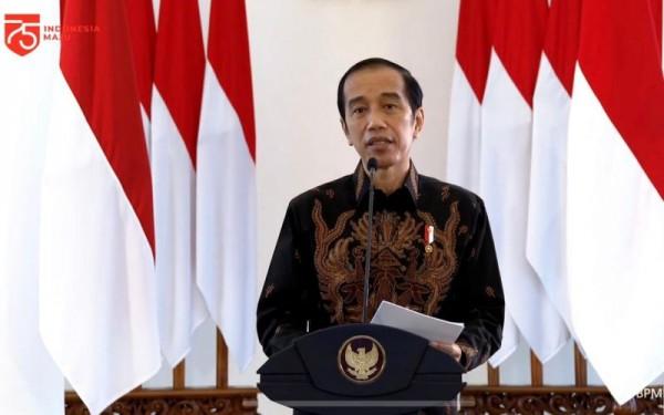 Presiden Joko Widodo (Foto: Bisnis.com)
