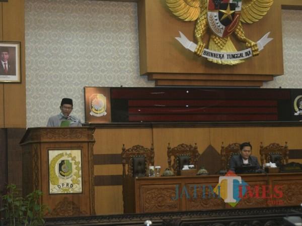 Sofiandi Susiadi, Ketua Bapemperda DPRD kabupaten Banyuwangi Nurhadi Banyuwangi Jatim Times