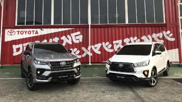 Toyota Fortuner dan Inova Rilis Bersama Hari Ini, Simak Harga dan Spesifikasinya