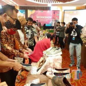 Melalui Workshop Recovery Ekonomi, Diskopindag Kota Malang Ingin IKM Makin Inovatif