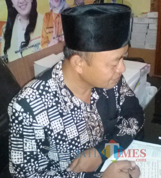 Suyatno, sekretaris Komisi II DPRD Banyuwangi. (Nurhadi Banyuwangi Jatim Times)