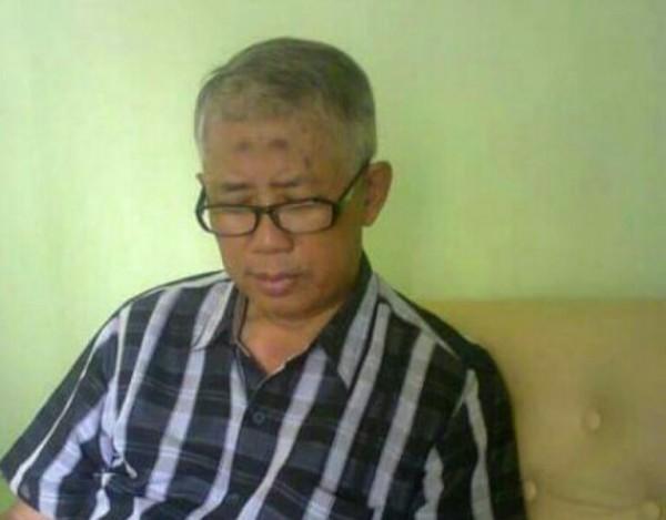 Wartawan senior H. Imam Masrur hari ini meninggal dunia di RS Wijaya Kusuma Lumajang (Foto : Moch. R. Abdul Fatah / Jatim TIMES)