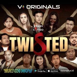 Film Horor Komedi Twisted Dibintangi Artis Muda dan Komedian Indonesia, Tayang 30 Oktober