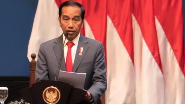 Presiden Joko Widodo (Foto:  indonews.id)