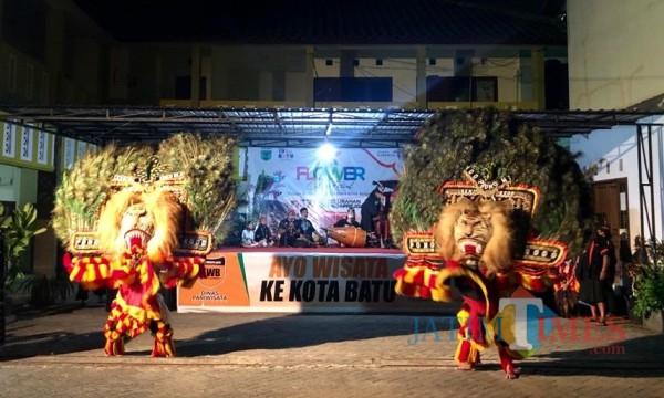 Flower Culture Festival,Serentak 24 Desa di Kota Batu Tunjukkan Kesenian Khasnya