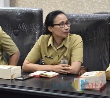 Kepala Bappeda Kota Malang Dwi Rahayu (Dokumentasi MalangTIMES)