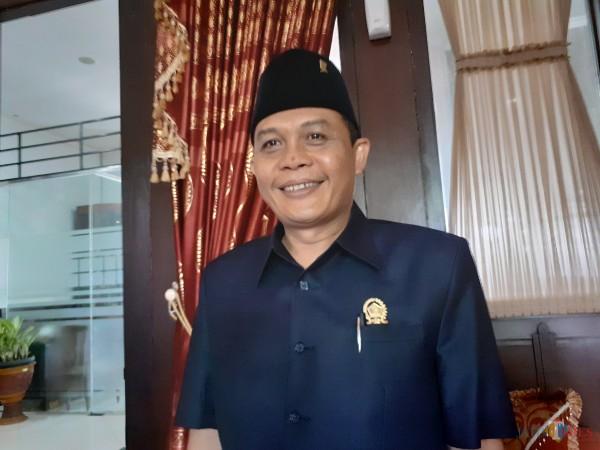 Ketua DPRD Kota Malang, I Made Riandiana Kartika. (Pipit Anggraeni/MalangTIMES).
