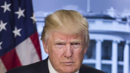Donald Trump (Foto: CNBC.com)