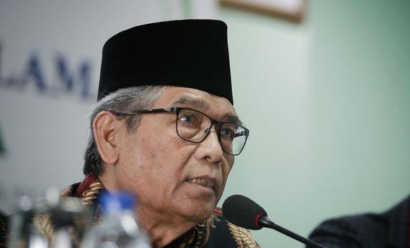 Ketua Fatwa MUI Hasanuddin AF (Foto: CNN)