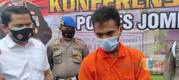 Polisi Ringkus Satu Pelaku Pencurian Enam Sapi di Jombang, 3 Pelaku Masih DPO