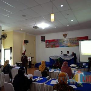 Dinas Peternakan Pemkab Blitar Gelar Pelatihan Olahan Ceker dan Jerohan