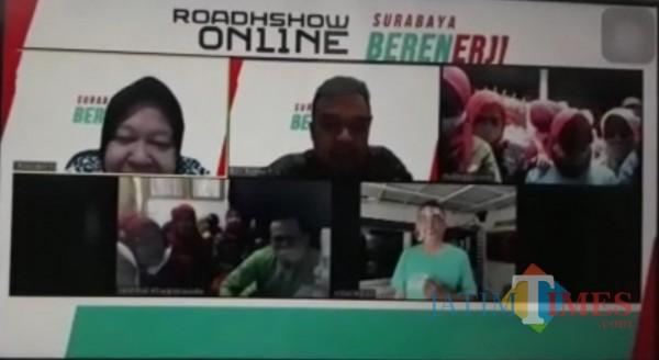 Kasus Taman Harmoni Belum Tuntas, Wali Kota Risma Kampanye Online Tanpa Izin KPU