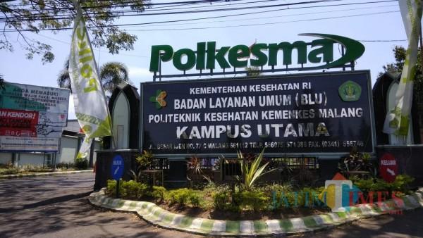 Tempat yang akan dijadikan Rumah Sakit Darurat Lapangan di Kota Malang untuk pasien Covid-19. (Arifina Cahyanti Firdausi/MalangTIMES).