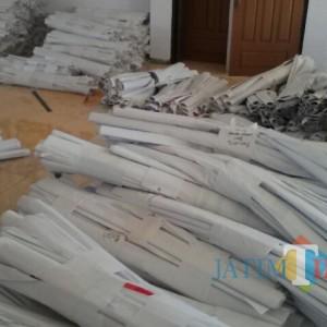 Pemerintah Bantu APK dan Bahan Kampanye 2 Paslon Bupati-Wakil Bupati Banyuwangi