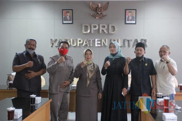 DPRD Kabupaten Semarang Kunker ke Blitar, Sharing Tupoksi Badan Kehormatan