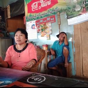 Kisah Janda Lumpuh di Pasar Srijaya Madiun, Mimpikan Punya Motor Roda Tiga
